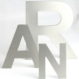 Alu-Dibond-Buchstaben 120mm